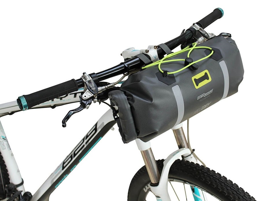 VeloDry Waterproof Rear-Handlebar-Tube-Bag