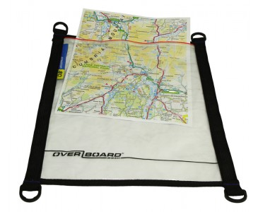 Waterproof A4 Map Pouch