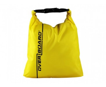 Yellow Waterproof Dry Pouch - 1 Litre